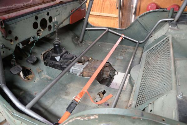 Gpw Jeep Flatfender Flattie Rollcage Cage Dom Tubing Fabrication Weld Welding Prp Seat Mounts Cappa Lpr Photo 139037657