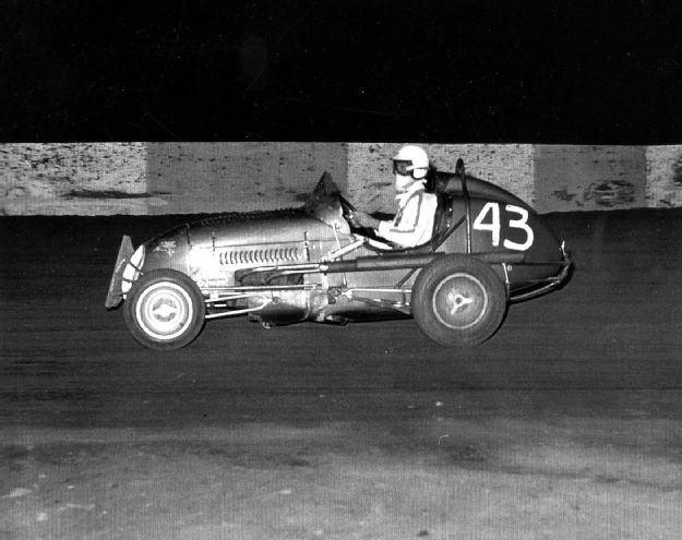 008 Hedrich Sprint Car Race