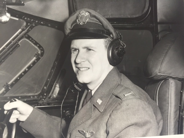 John Klette, Jr. always had a love of aviation.