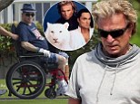 Siegfried and Roy enjoy life away from the limelight more than 10 years after white tiger brought an end to their famed Las Vegas show