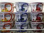 No-gurt: The Russian government has refused to allow U.S.-made Chobani yogurt into the country for U.S. athletes at the Olympics