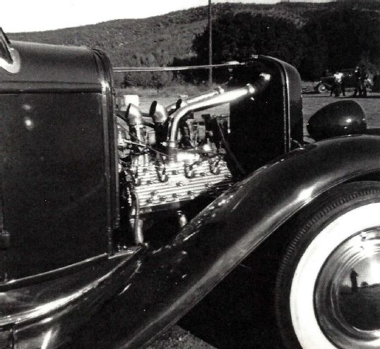 006 Hedrich 1932 Ford Roadster Engine