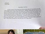 UNC Rosa Parks Essay ***COMPOSITE***