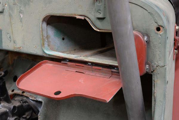 Gpw Jeep Flatfender Flattie Rollcage Cage Fabrication Glovebox Omix Ada Body Parts Rust Repair Cappa Lpr Photo 90306867