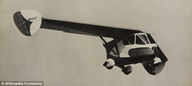 The 1930s Waterman Aerobile, pictured, was the first simple flying car to successfully be produced. A total of five were built and flown