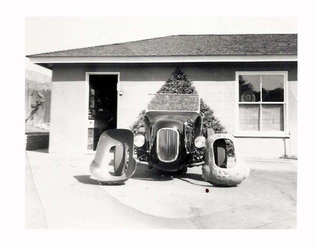 003 Hedrich 1926 Ford Model T Nose Plug