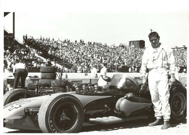 010 Hedrich Indy Car Roadster