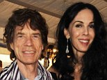 Devastated: Jagger said he was 'devastated' and in shock after hearing the news about Scott, whom he'd dated since 2001