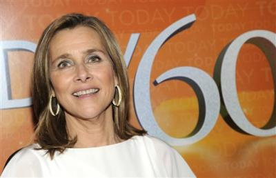 quot;Todayquot; co-host Meredith Vieira will cover for Bob Costas on NBC s Olympics broadcast on Friday.
