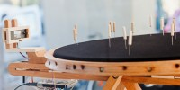 A Wild Musical Instrument Inspired by Acupuncture