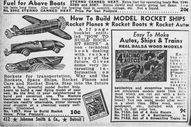The Dangerous Origins of Model Rocketry